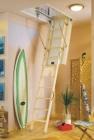 Dřevěné zateplené schody EXTRA