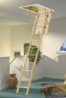 Dřevěné zateplené schody MINI