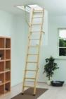 Dřevěné zateplené schody CLICK-FIX 56