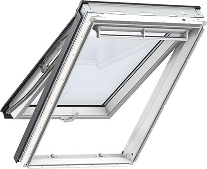 Plastová střešní okna s trojsklem