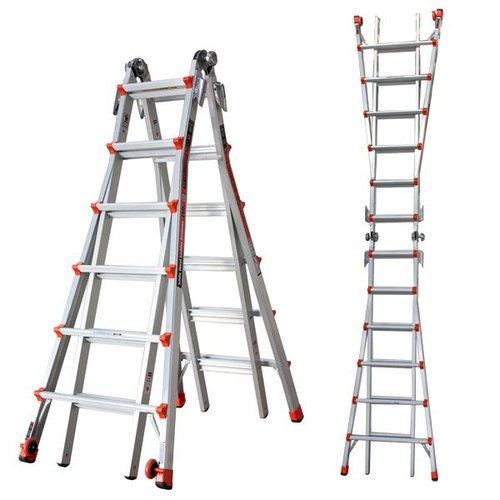 JUMBO Giant 6/11 Multi-Ladder žebřík Revolution -