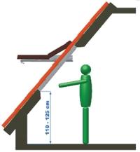 Baustar schéma výšky